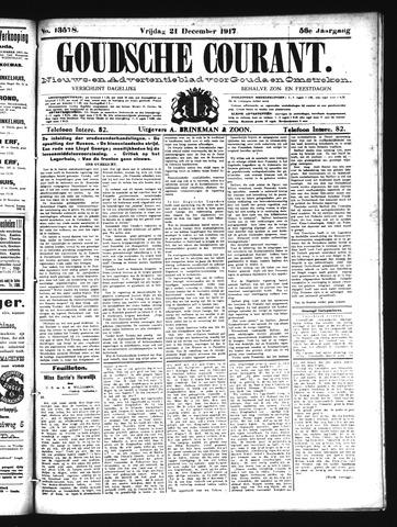 Goudsche Courant 1917-12-21