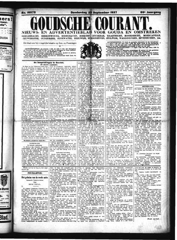 Goudsche Courant 1927-09-29