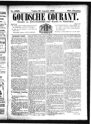 Goudsche Courant 1909-08-20