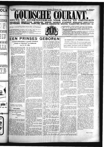 Goudsche Courant 1938-02-01