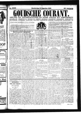 Goudsche Courant 1926-08-19