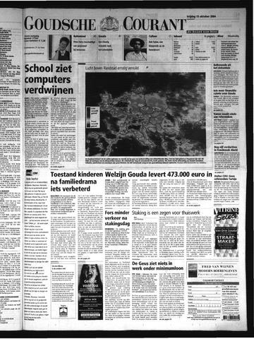 Goudsche Courant 2004-10-15