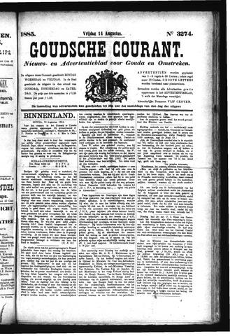 Goudsche Courant 1885-08-14