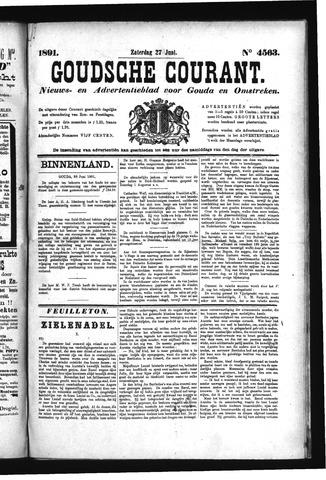 Goudsche Courant 1891-06-27