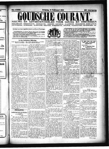 Goudsche Courant 1931-02-06