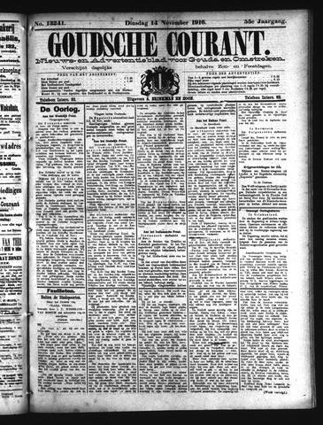 Goudsche Courant 1916-11-14