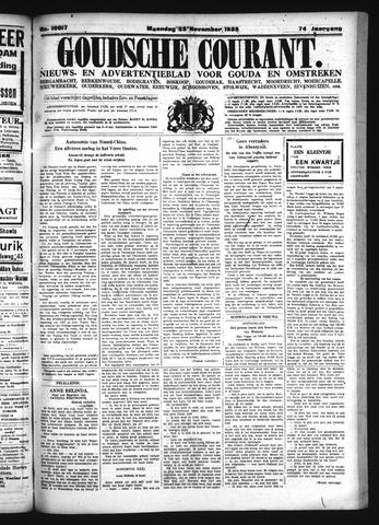 Goudsche Courant 1935-11-25