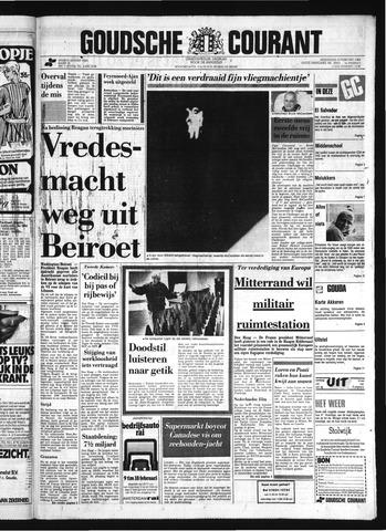 Goudsche Courant 1984-02-08