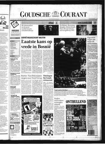 Goudsche Courant 1992-12-31