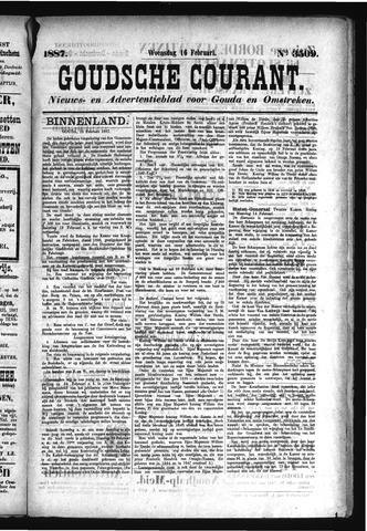 Goudsche Courant 1887-02-16