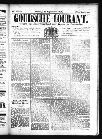 Goudsche Courant 1908-09-22