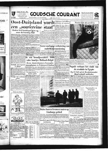 Goudsche Courant 1954-03-26