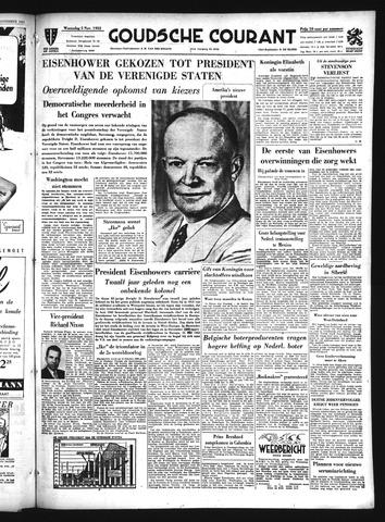 Goudsche Courant 1952-11-05