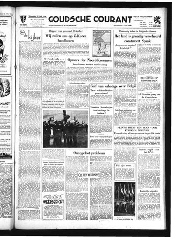 Goudsche Courant 1950-07-26