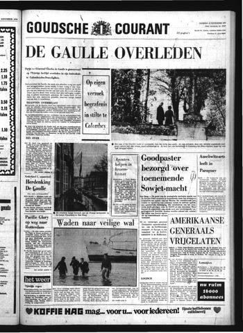 Goudsche Courant 1970-11-10
