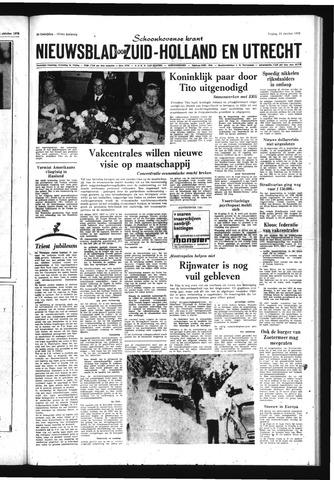 Schoonhovensche Courant 1970-10-23