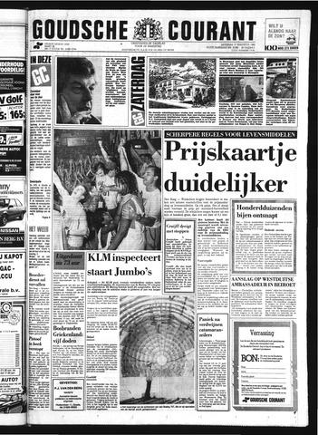 Goudsche Courant 1985-08-17