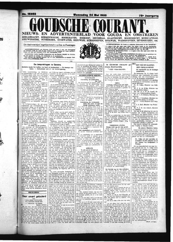 Goudsche Courant 1933-05-24