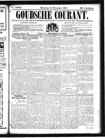 Goudsche Courant 1917-11-12