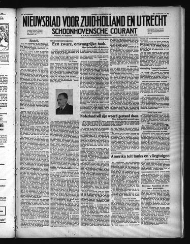 Schoonhovensche Courant 1948-08-13