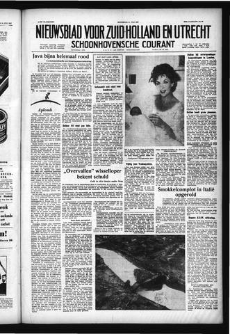 Schoonhovensche Courant 1957-07-31