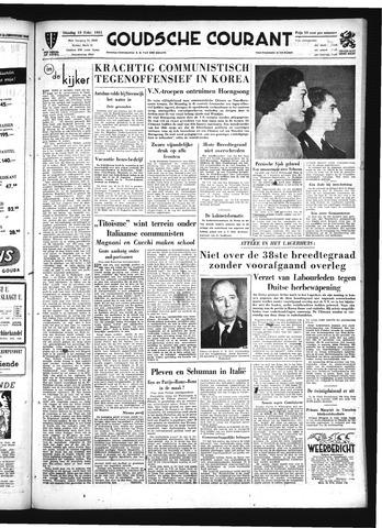 Goudsche Courant 1951-02-13
