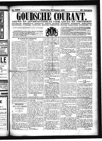 Goudsche Courant 1926-10-28