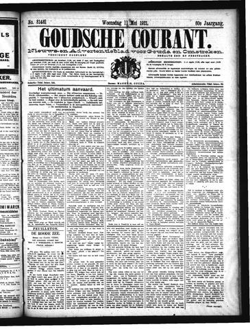 Goudsche Courant 1921-05-11
