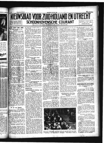 Schoonhovensche Courant 1942-06-22