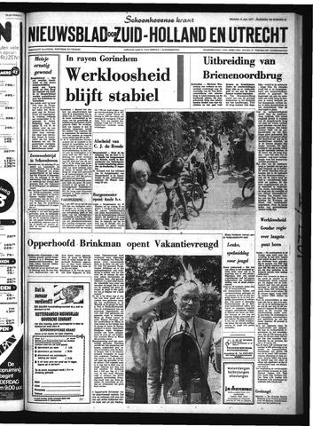 Schoonhovensche Courant 1977-07-15