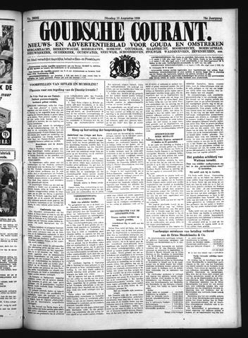 Goudsche Courant 1939-08-15