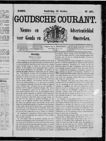 Goudsche Courant 1862-10-16