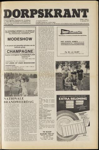 Dorpskrant 1979-09-21