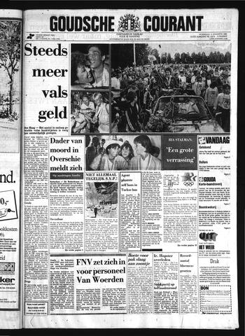 Goudsche Courant 1984-08-15