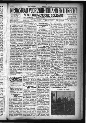 Schoonhovensche Courant 1933-01-18