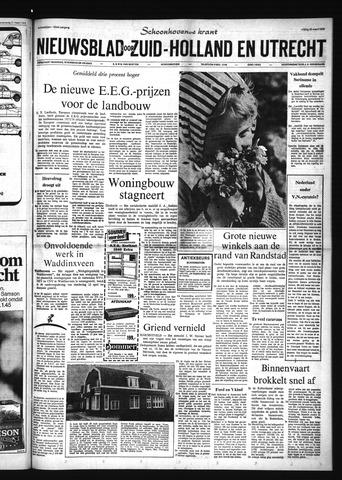 Schoonhovensche Courant 1973-03-23
