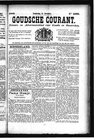 Goudsche Courant 1889-12-19