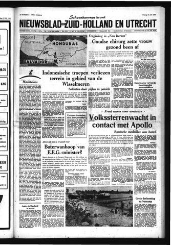 Schoonhovensche Courant 1969-07-18