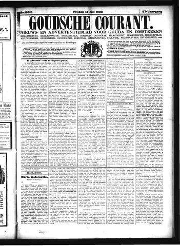 Goudsche Courant 1928-07-13