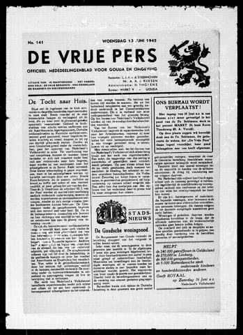 De Vrije Pers 1945-06-13