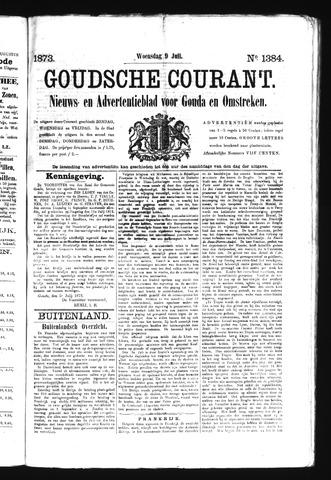 Goudsche Courant 1873-07-09