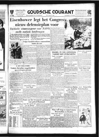 Goudsche Courant 1954-01-08