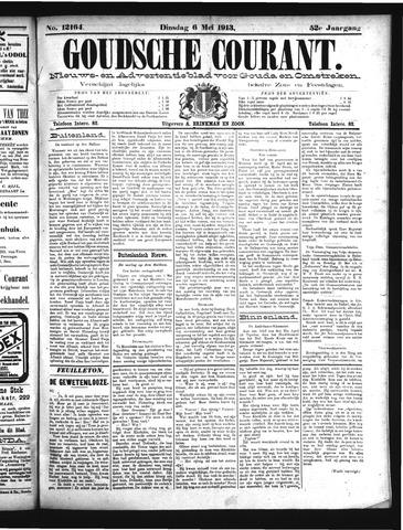 Goudsche Courant 1913-05-06