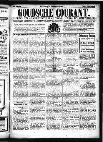 Goudsche Courant 1927-12-12