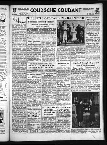 Goudsche Courant 1951-09-29