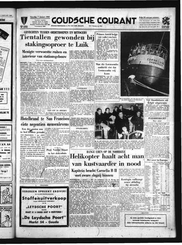 Goudsche Courant 1961-01-07