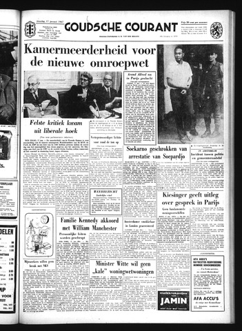 Goudsche Courant 1967-01-17