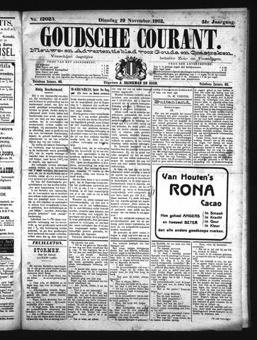 Goudsche Courant 1912-11-19