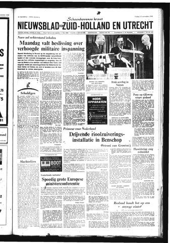 Schoonhovensche Courant 1968-11-15