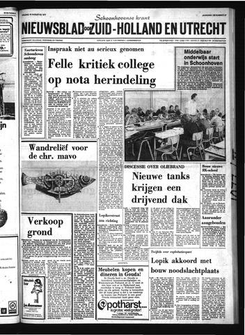 Schoonhovensche Courant 1977-08-19